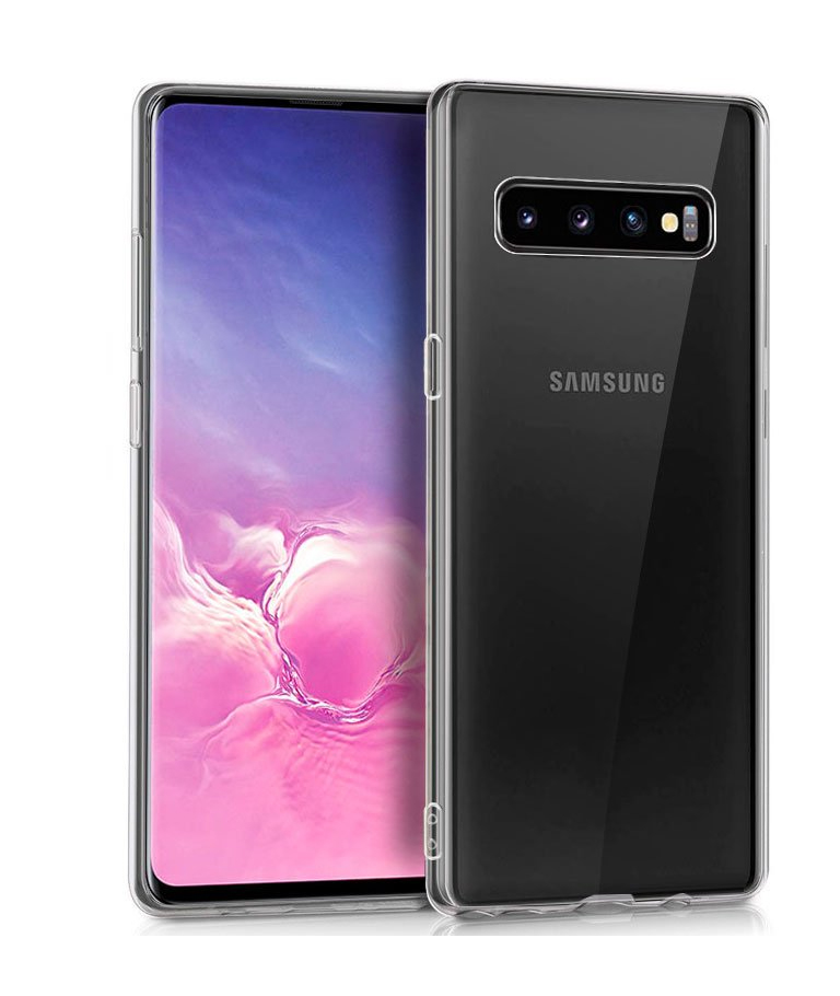 FUNDA SAMSUNG GALAXY S10 GEL TRANSPARENTE