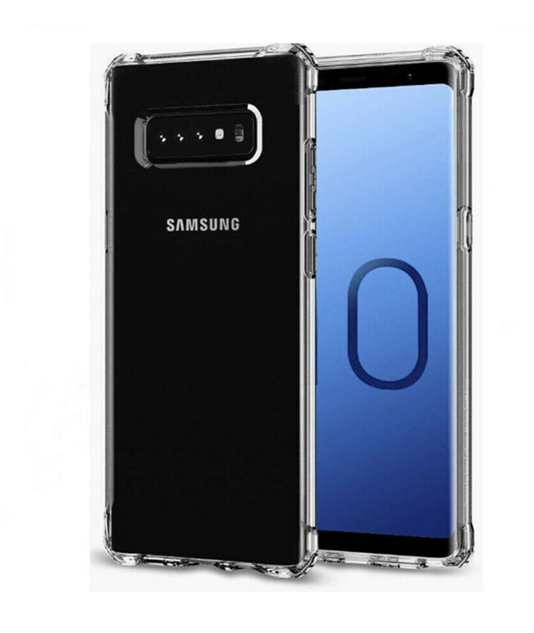 FUNDA SAMSUNG GALAXY S10 SHOCKPROOF GEL TRANSPARENTE