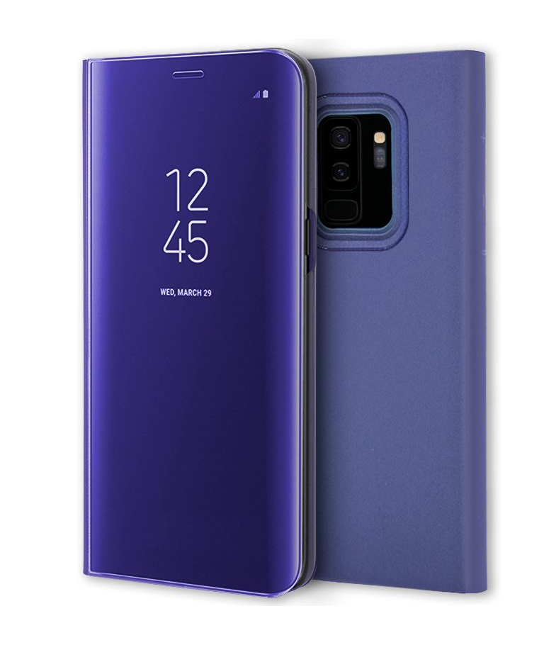 FUNDA SAMSUNG GALAXY S9 PLUS VIEW AZUL