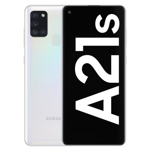 MOVIL SAMSUNG A21S 32GB BLANCO