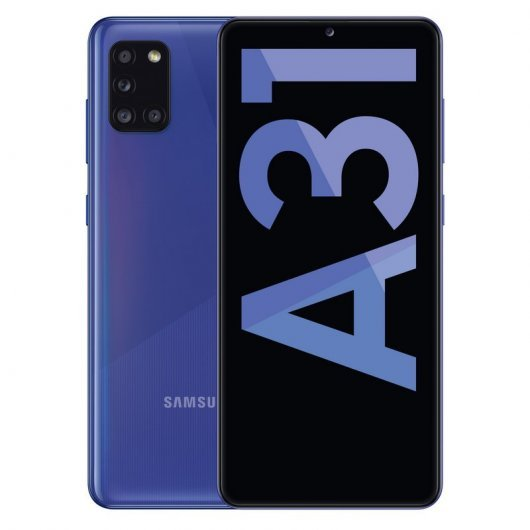 MOVIL SAMSUNG A31 64GB AZUL