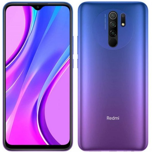 MOVIL XIAOMI REDMI 9 64GB MORADO