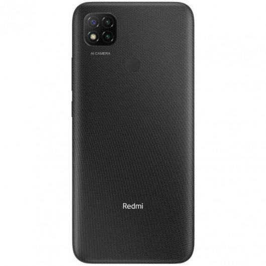 MOVIL XIAOMI REDMI 9C 64GB NEGRO
