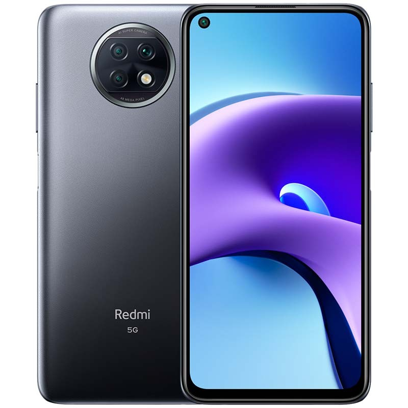 MOVIL XIAOMI REDMI NOTE 9T 5G 64GB NEGRO