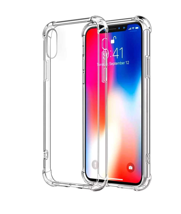 FUNDA IPHONE XR SHOCKPROOF