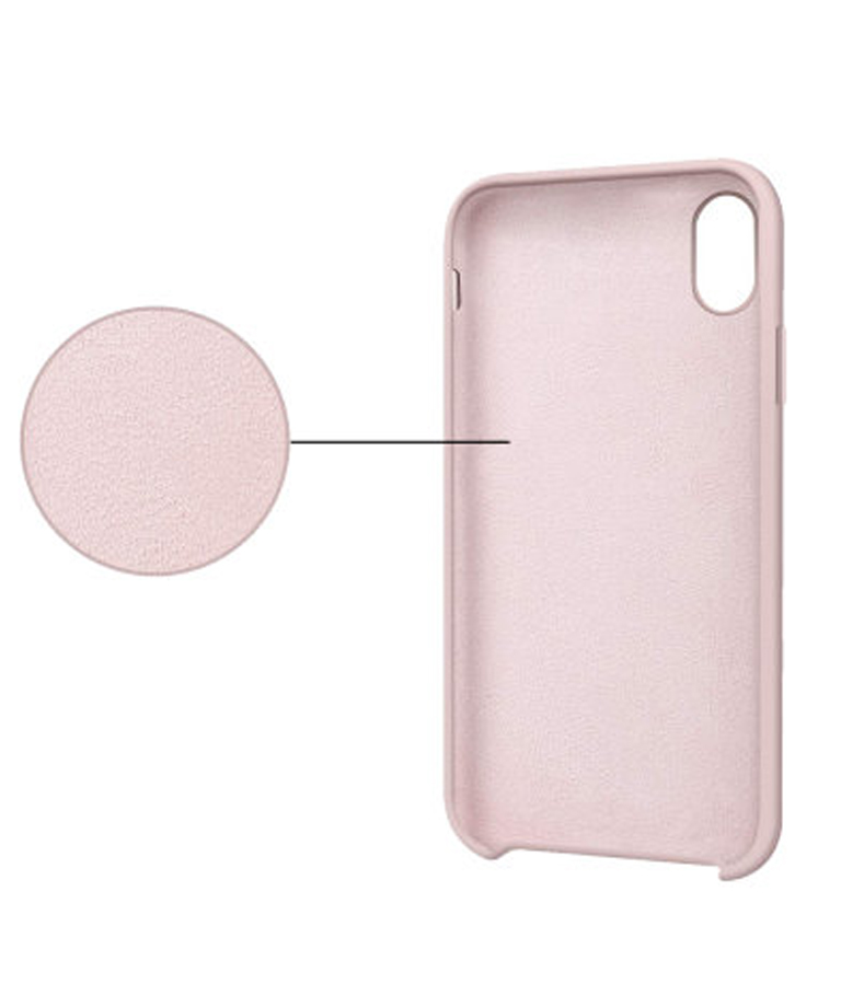 FUNDA IPHONE XR SOFT ROSA