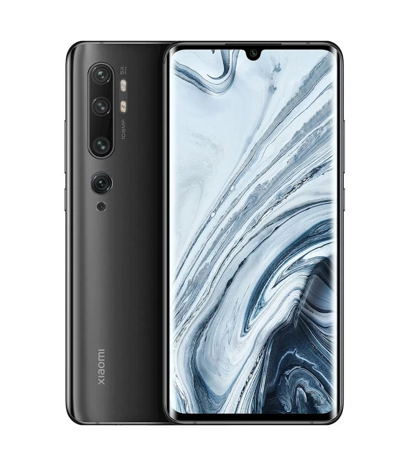 MOVIL XIAOMI MI NOTE 10 128GB NEGRO