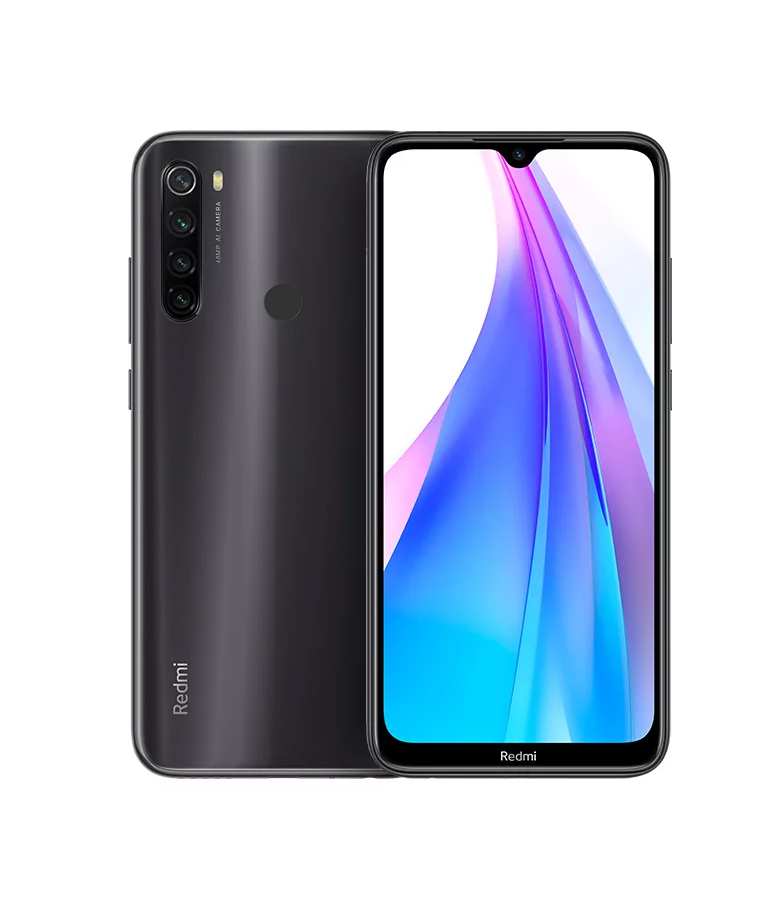 XIAOMI REDMI NOTE 8T 128GB NEGRO